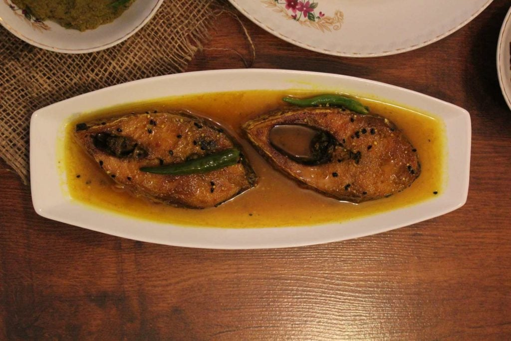 Ilish Curry