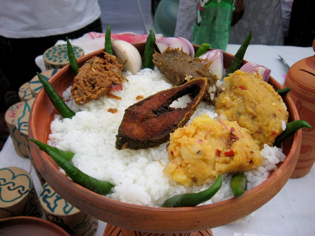 Panta Bhat