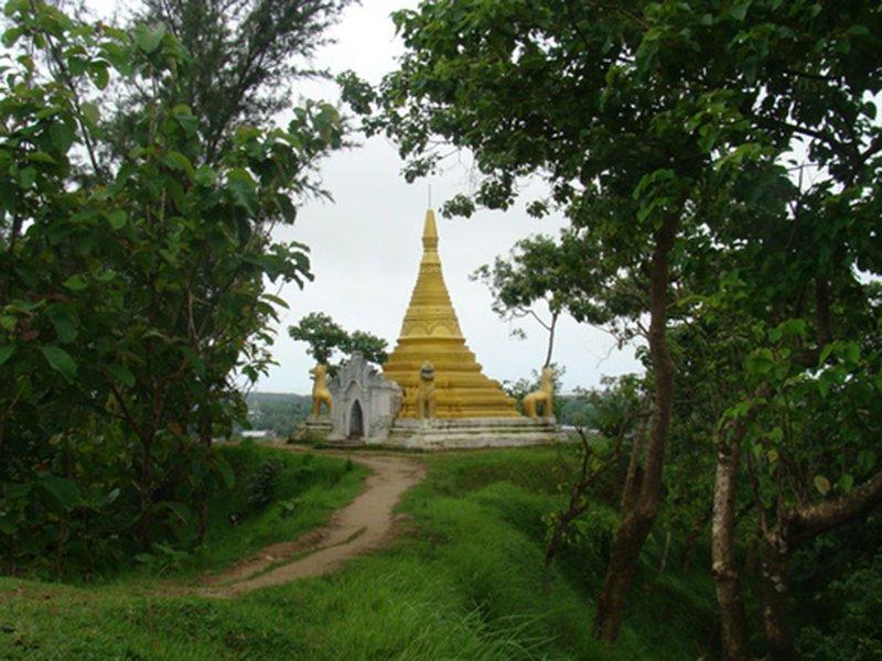 Buddhist Monastery, Adinath Hill