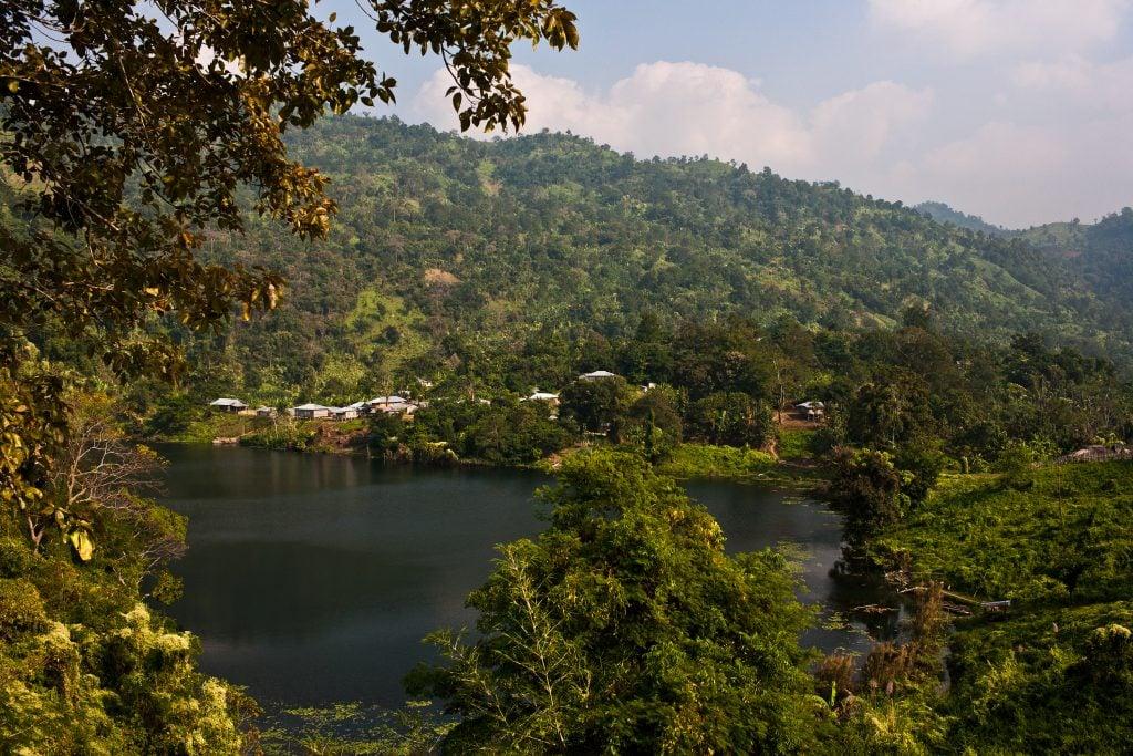 Bagakain Lake