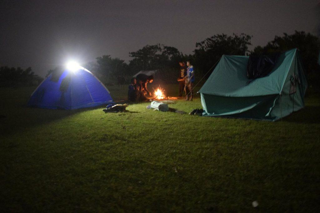 Campfire Nijhum Dwip
