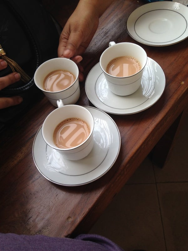 Drink Tea at Dhaka