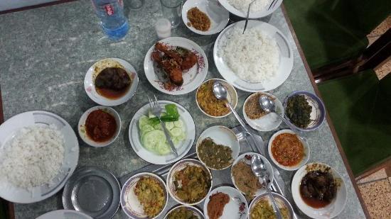 Local Meal of Dhaka