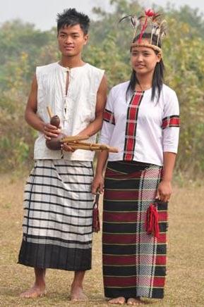 Lushai Tribe in Bangladesh