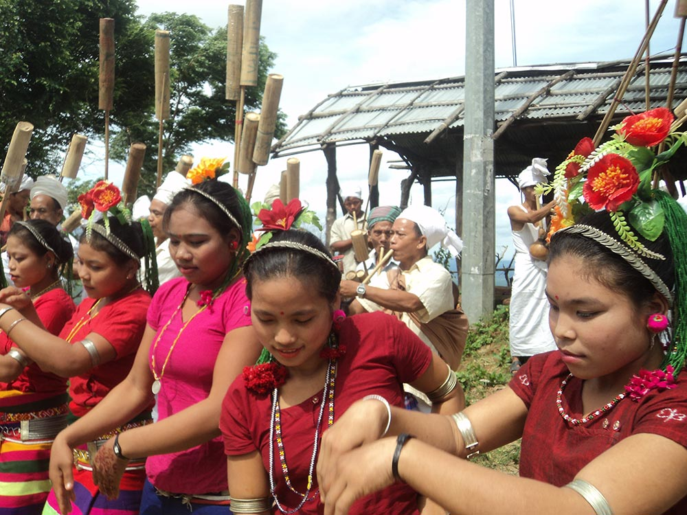 Mro Tribe
