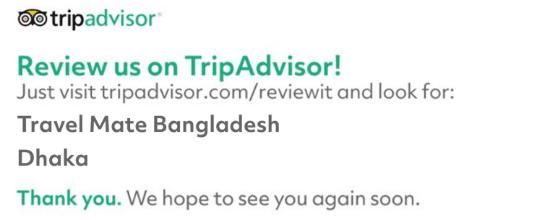 Travel Mate Bangladesh