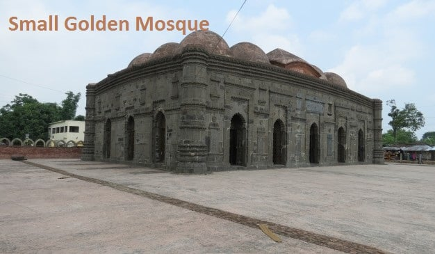 Small Golden Mosque
