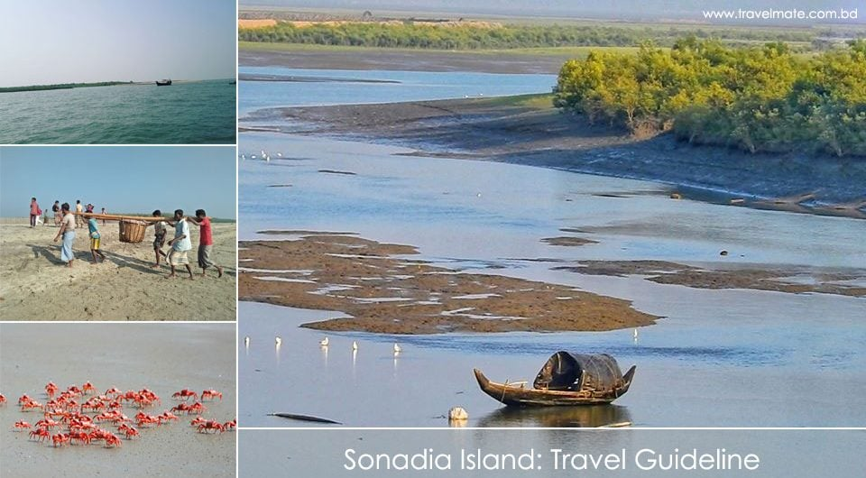 Sonadia Island (Dwip): Travel Guideline
