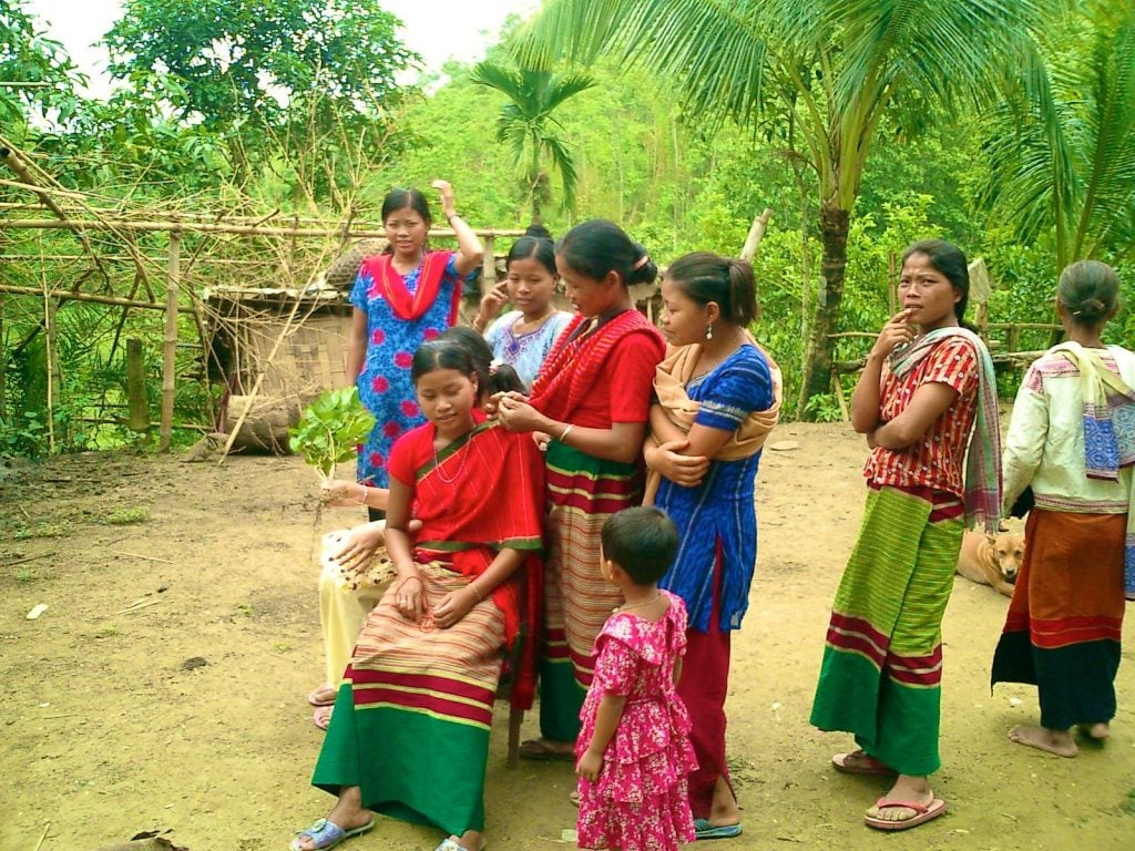 Tanchangya Tribe