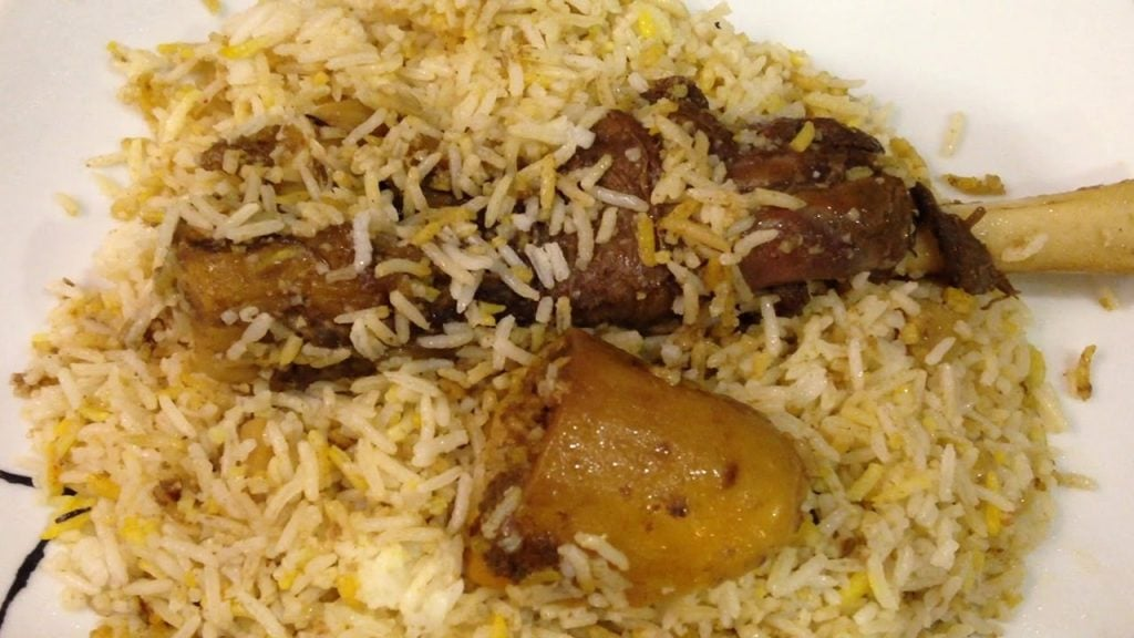 Taste Biryani at Old Dhaka