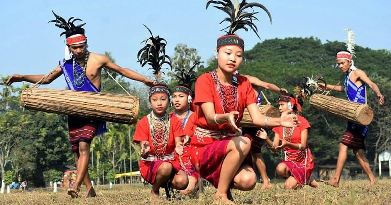 The Jaintia Tribe