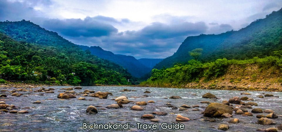 Bichnakandi Travel Info