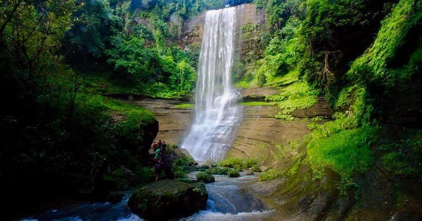 Dhuppani Waterfall