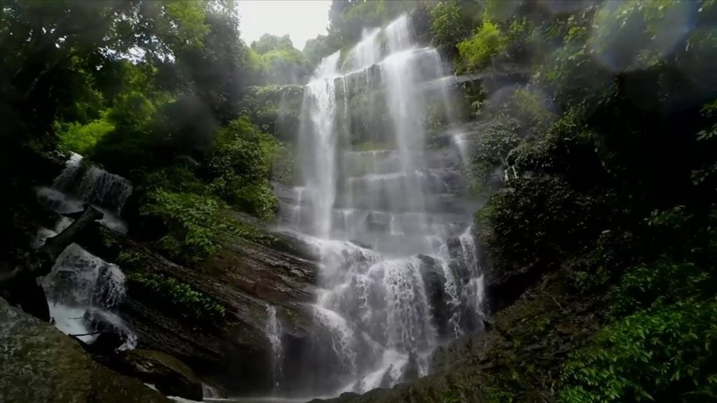 Muppochora Waterfall