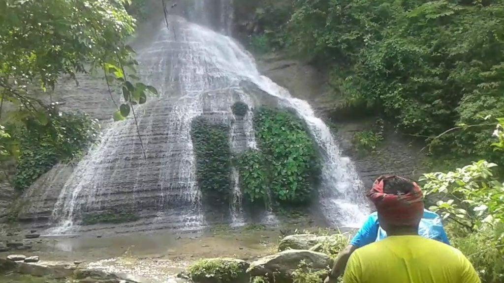 Napittachora Waterfalls