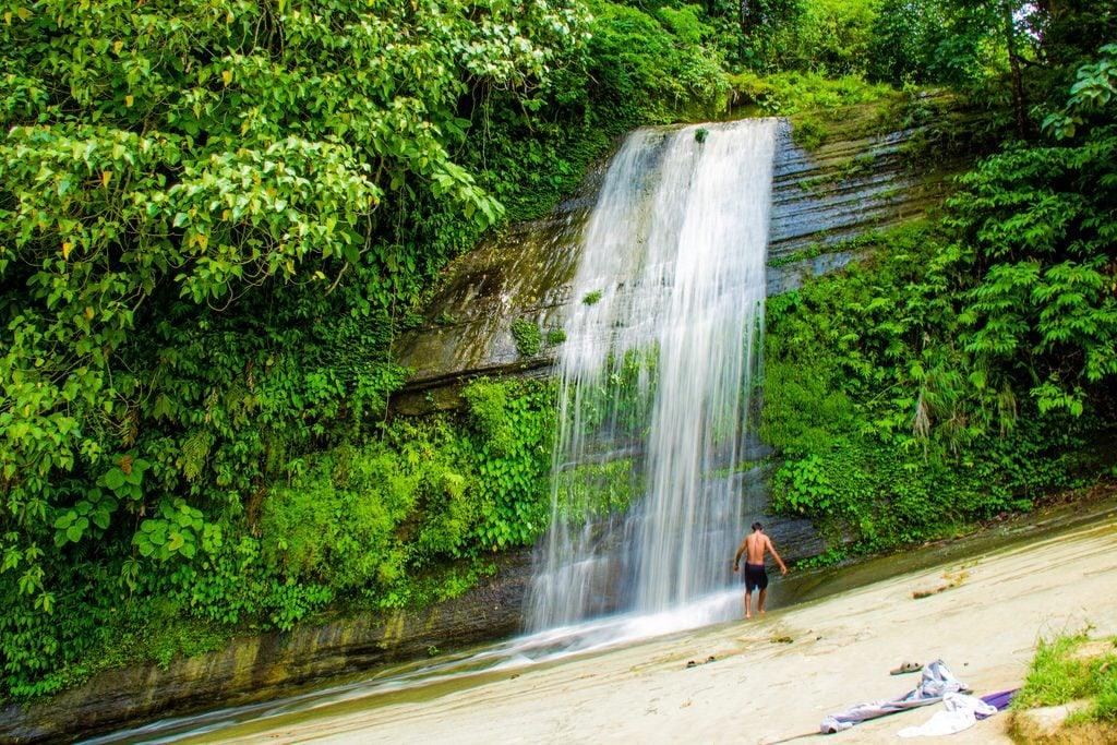 Richang waterfall