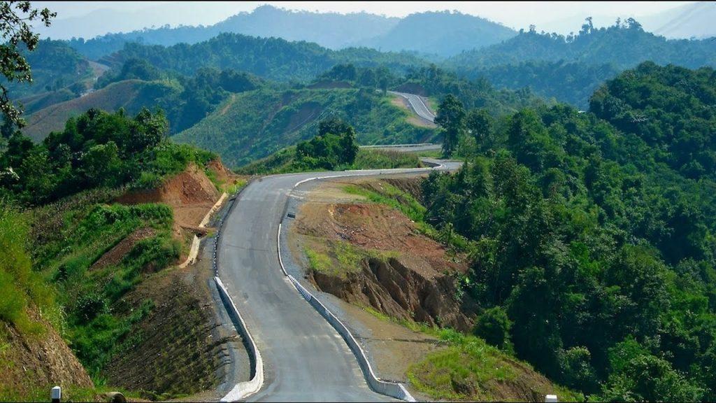 Sajek Valley Road