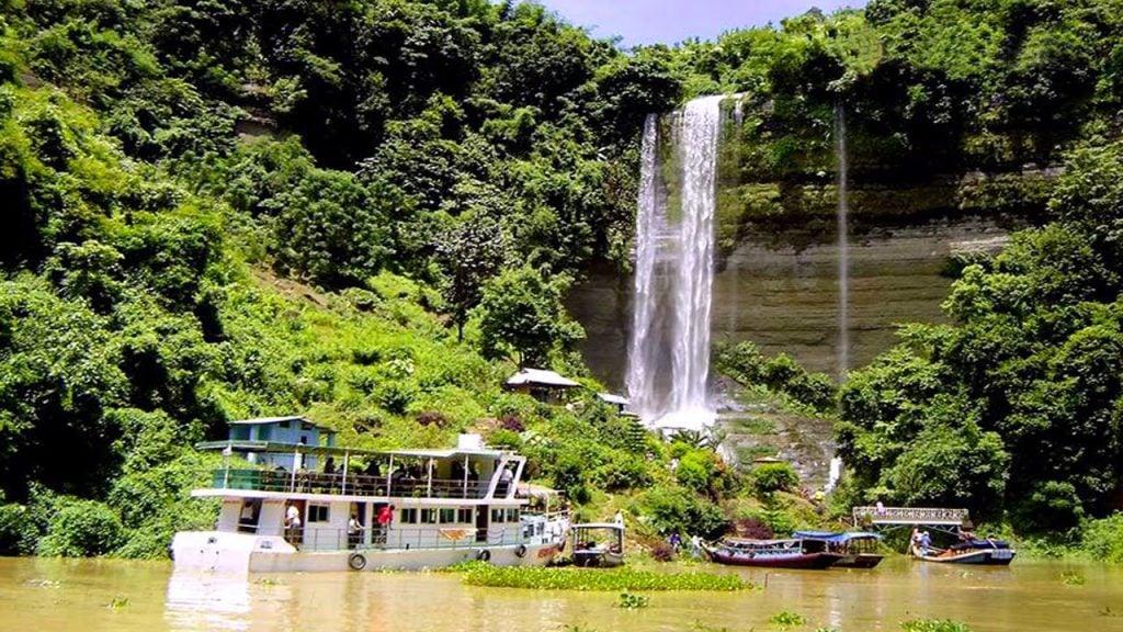 Shuvolong Waterfalls