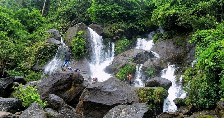 Songrampunji Waterfall