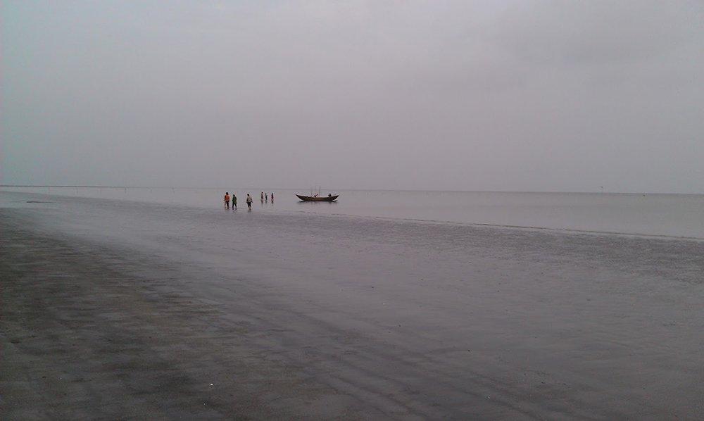 Char Kukri Mukri Sea Beach