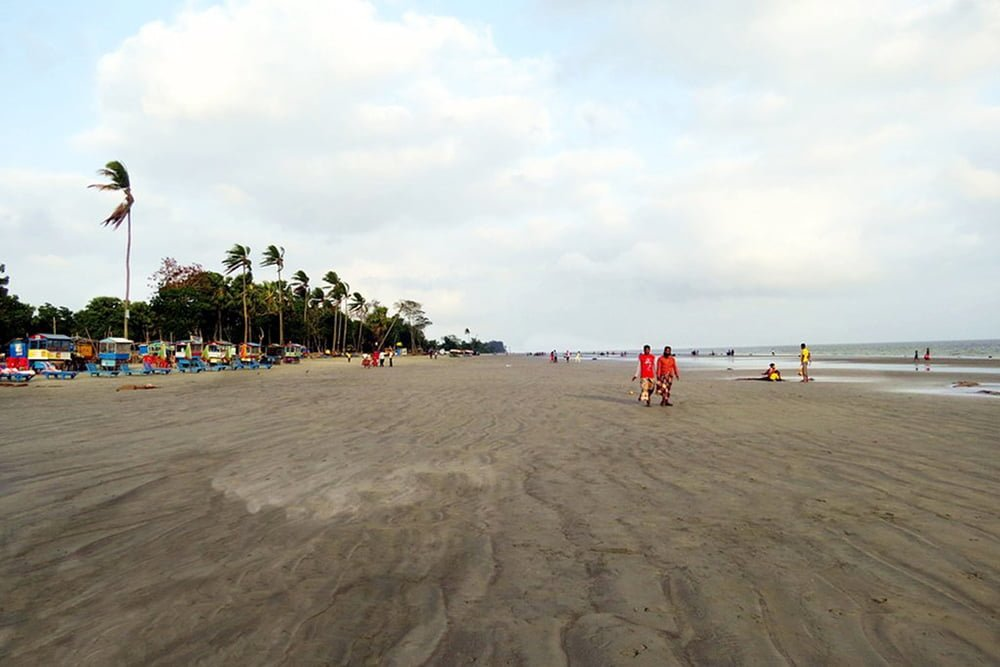 Kuakata Sea Beach