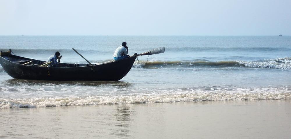 Mandarbari Sea Beach