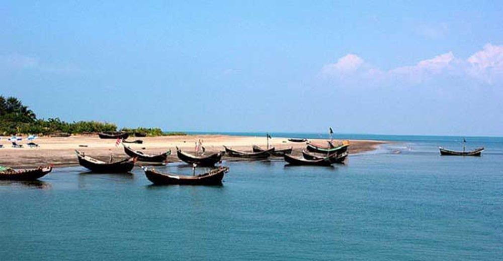 Nijhum Sea Beach