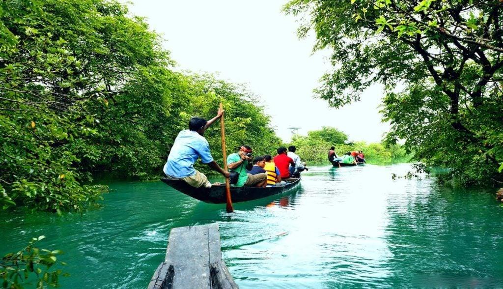 Ratargul Swamp Forest Travel