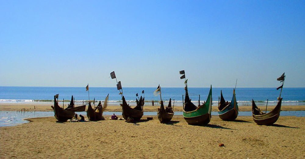 Shamlapur Sea Beach