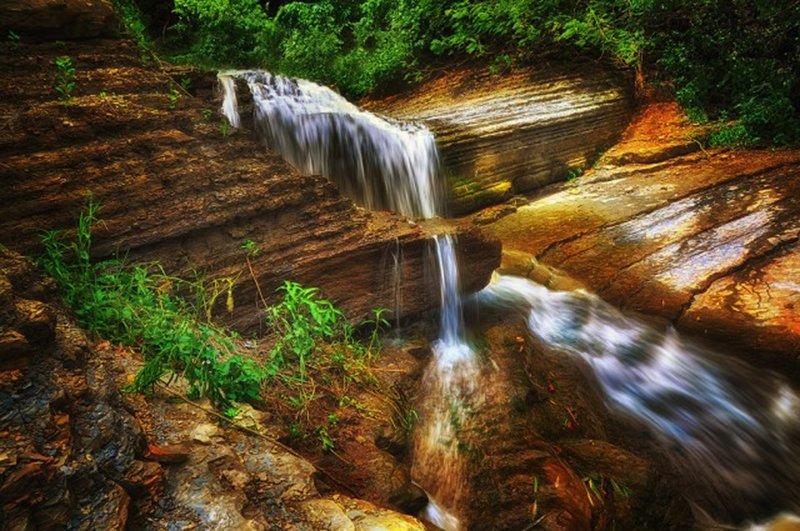 Shuvolong Waterfalls Kaptai