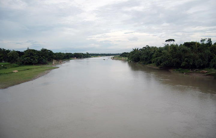 Dhaleshwari River