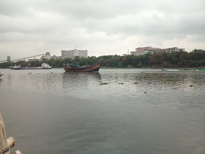 Shitalakhya River