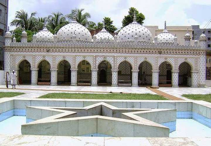 Star Mosque view from Front