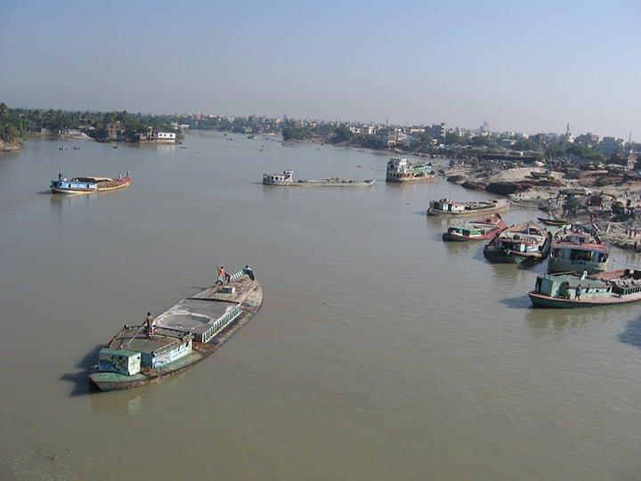 Turag River