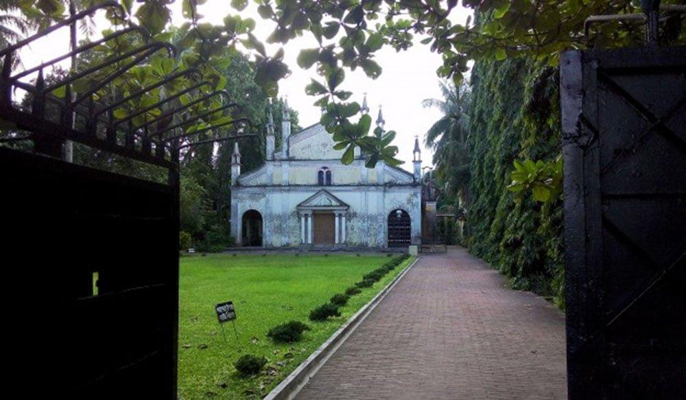 Bonpara Catholic Church