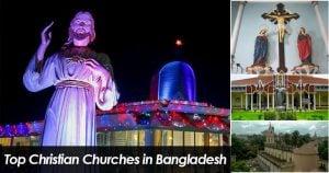 Christian Churches in Bangladesh