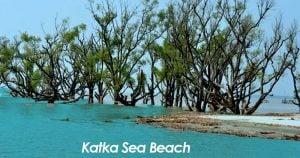 Katka Sea Beach