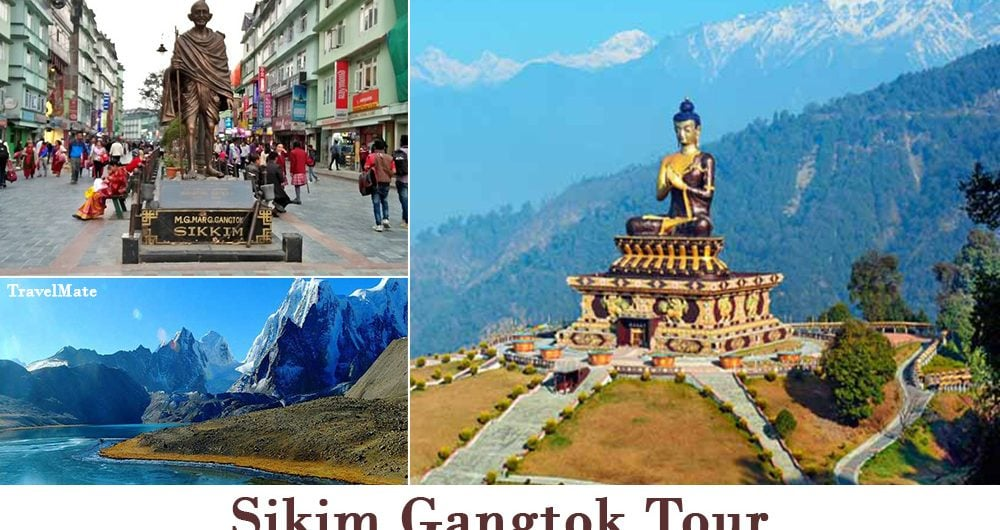 Sikim Gangtok Tour