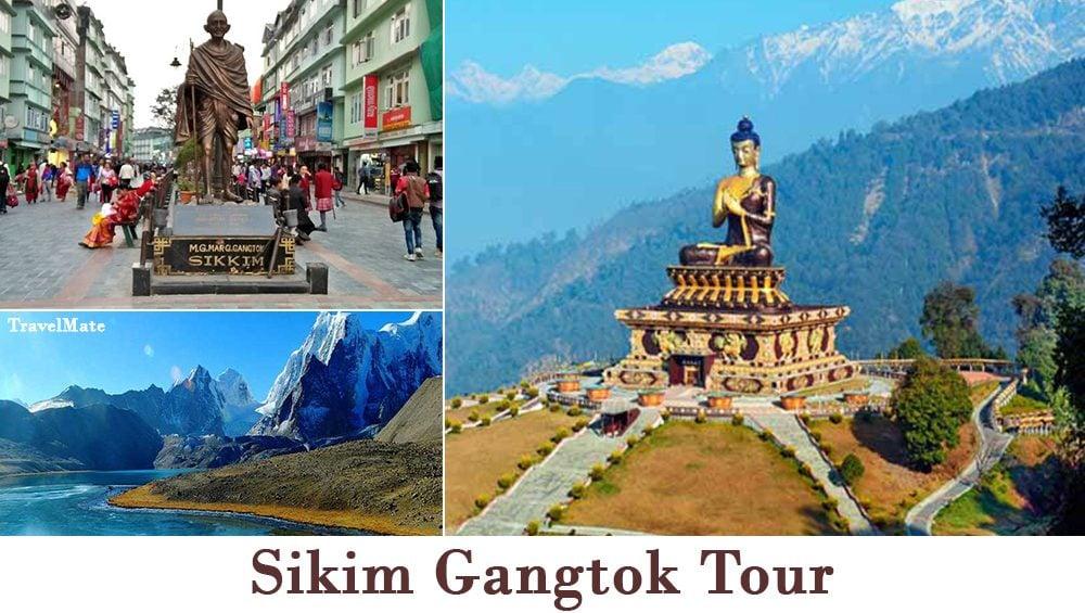 Sikim Gangtok Tour