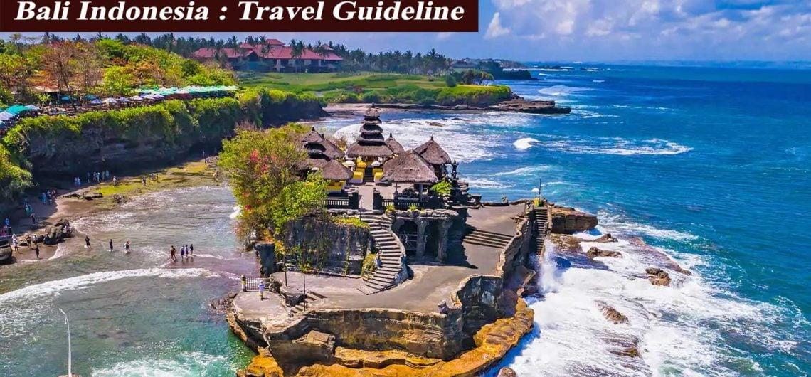 Bali Indonesia Travel From Dhaka