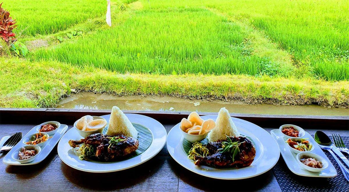 Foods On Bali Restaurant