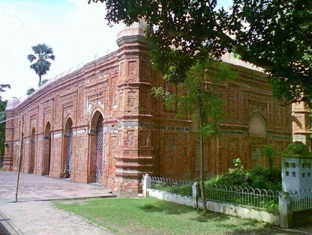 Bagha Mosque Rajshahi