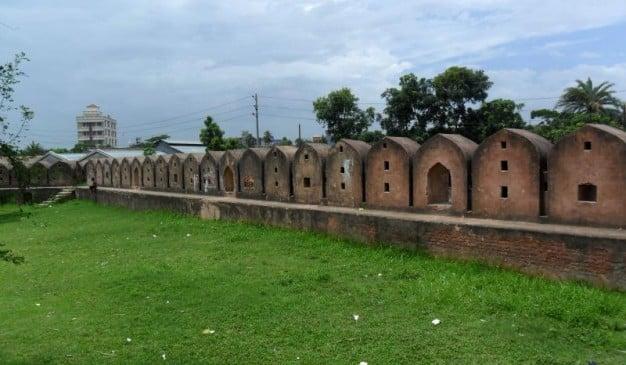 Hajigonj Fort Narayanganj