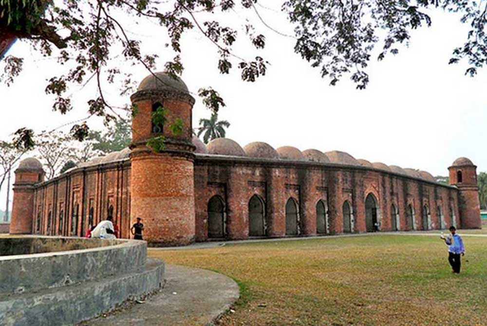 Sixty-Dome-Mosque-Bagerhat