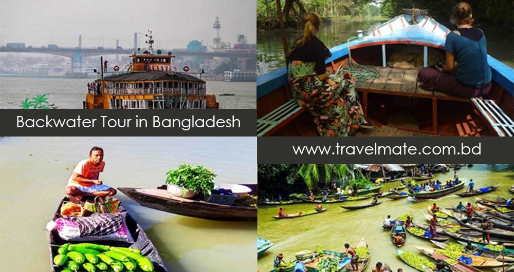 Backwater Tour in Bangladesh Barisal