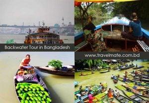 Backwater Tour in Bangladesh Barisal