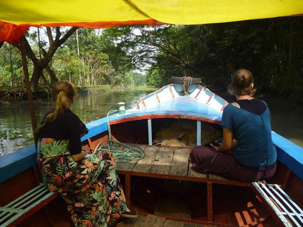 Backwater Tour in Bangladesh