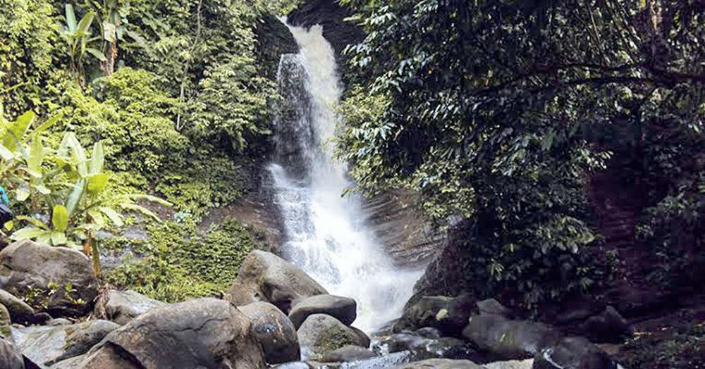 Toiduchhara Waterfalls Khagrachhari