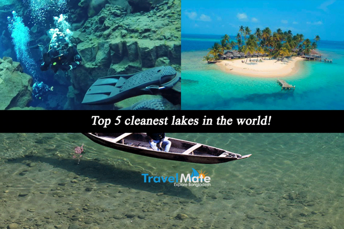 cleanest lakes in the world