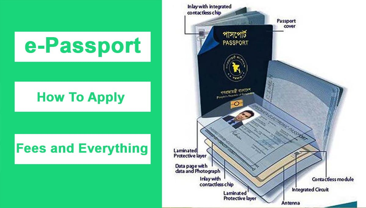 How To Get E Passport Easily A To Z Guide Travel Mate